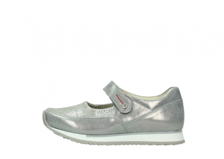 wolky mary janes 05805 e step 49200 silvergrey metallic stretch leather_1
