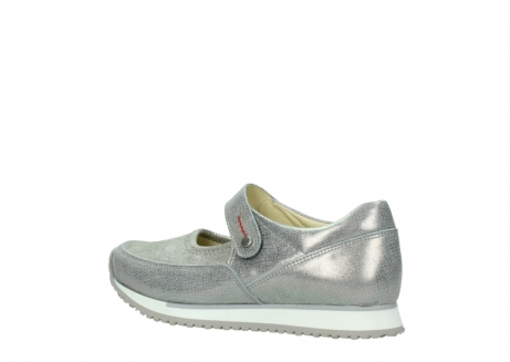 wolky mary janes 05805 e step 49200 silvergrey metallic stretch leather_3