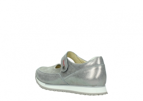 wolky mary janes 05805 e step 49200 silvergrey metallic stretch leather_4