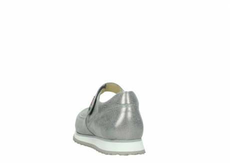 wolky mary janes 05805 e step 49200 silvergrey metallic stretch leather_6
