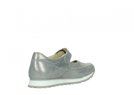 wolky mary janes 05805 e step 49200 silvergrey metallic stretch leather_10