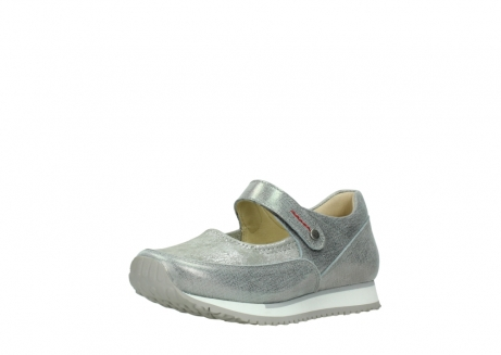 wolky mary janes 05805 e step 49200 silvergrey metallic stretch leather_22