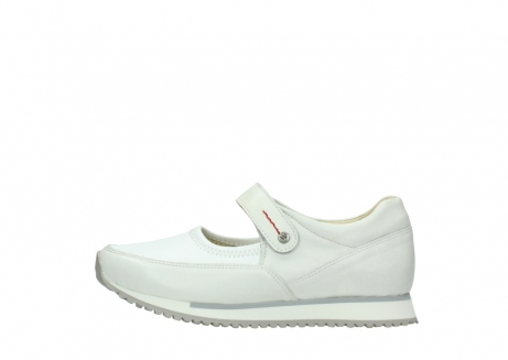wolky mary janes 05805 e step 70100 white stretch leather_1