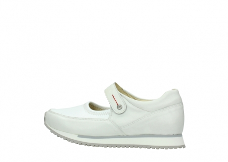 wolky mary janes 05805 e step 70100 white stretch leather_2
