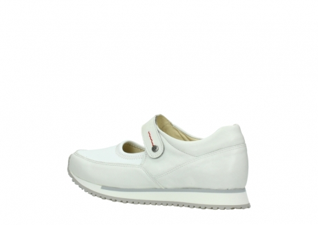 wolky mary janes 05805 e step 70100 white stretch leather_3