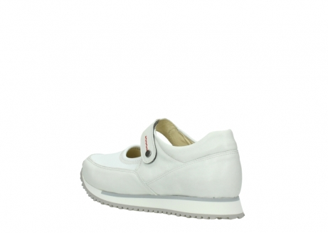 wolky mary janes 05805 e step 70100 white stretch leather_4
