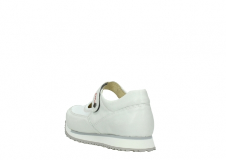 wolky mary janes 05805 e step 70100 white stretch leather_5