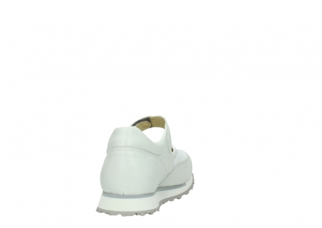 wolky mary janes 05805 e step 70100 white stretch leather_8