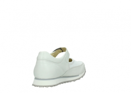 wolky mary janes 05805 e step 70100 white stretch leather_9