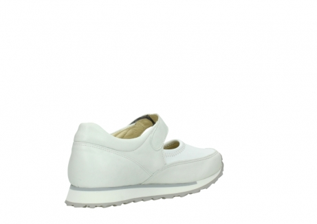 wolky mary janes 05805 e step 70100 white stretch leather_10