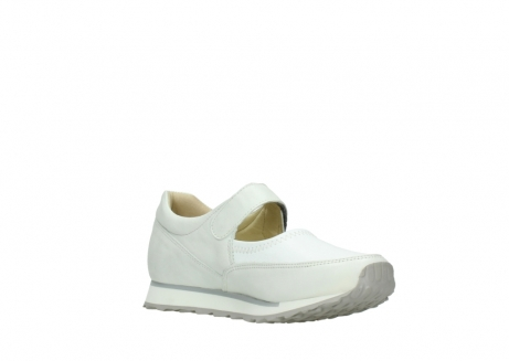 wolky mary janes 05805 e step 70100 white stretch leather_16