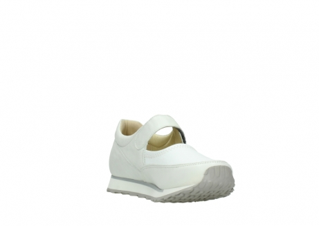 wolky mary janes 05805 e step 70100 white stretch leather_17