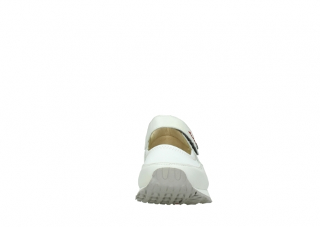 wolky mary janes 05805 e step 70100 white stretch leather_19