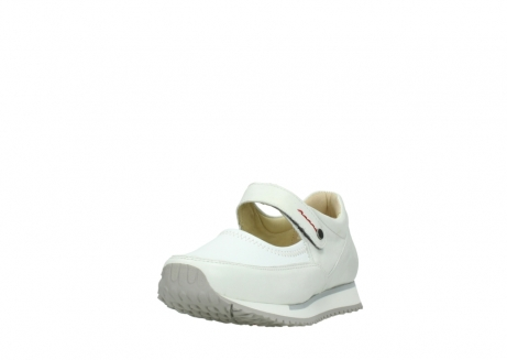 wolky mary janes 05805 e step 70100 white stretch leather_21