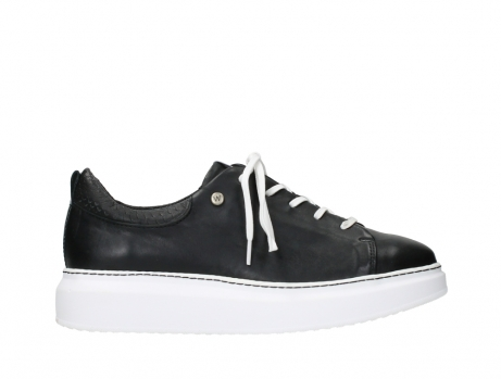 wolky lace up shoes 05875 move it 20000 black leather_1