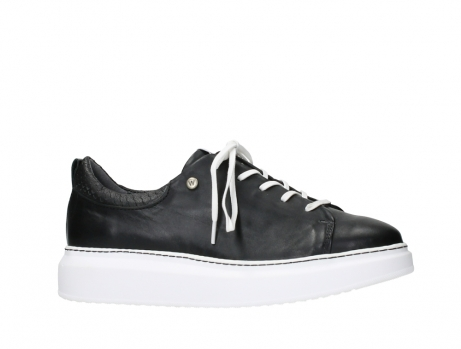 wolky lace up shoes 05875 move it 20000 black leather_2