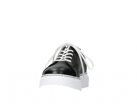 wolky lace up shoes 05875 move it 20000 black leather_8