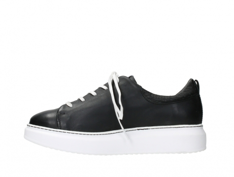 wolky lace up shoes 05875 move it 20000 black leather_13