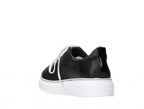 wolky lace up shoes 05875 move it 20000 black leather_17