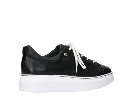 wolky lace up shoes 05875 move it 20000 black leather_23