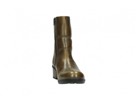 wolky mid calf boots 06030 amsterdam 30363 copper graca leather_18