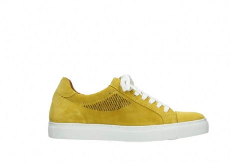 wolky lace up shoes 09480 francesco 40900 yellow suede_13