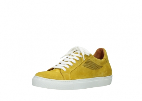 wolky lace up shoes 09480 francesco 40900 yellow suede_22
