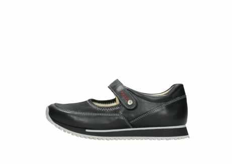 wolky mary janes 05805 e step 20009 black stretch leather_1