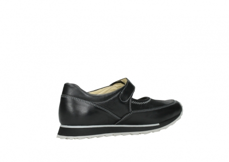 wolky mary janes 05805 e step 20009 black stretch leather_11