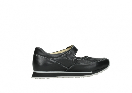 wolky mary janes 05805 e step 20009 black stretch leather_12