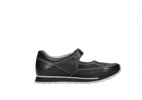 wolky mary janes 05805 e step 20009 black stretch leather_13