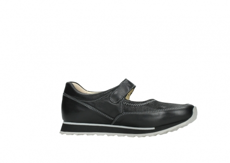 wolky mary janes 05805 e step 20009 black stretch leather_14