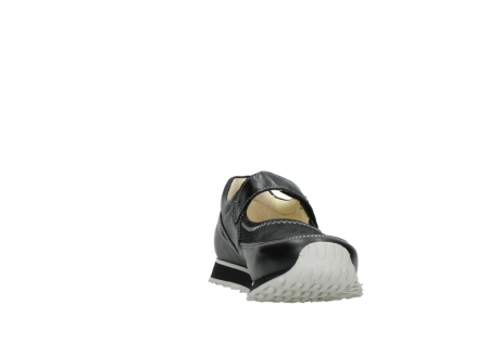 wolky mary janes 05805 e step 20009 black stretch leather_18