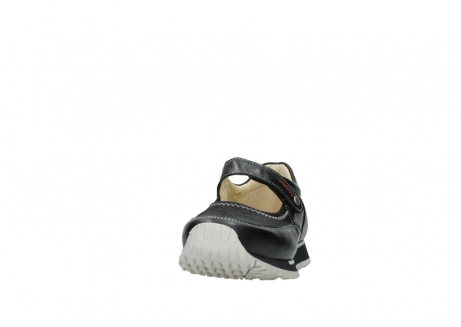 wolky mary janes 05805 e step 20009 black stretch leather_20