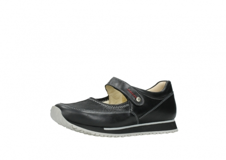 wolky mary janes 05805 e step 20009 black stretch leather_23