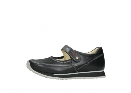 wolky mary janes 05805 e step 20009 black stretch leather_24