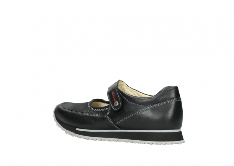 wolky mary janes 05805 e step 20009 black stretch leather_3