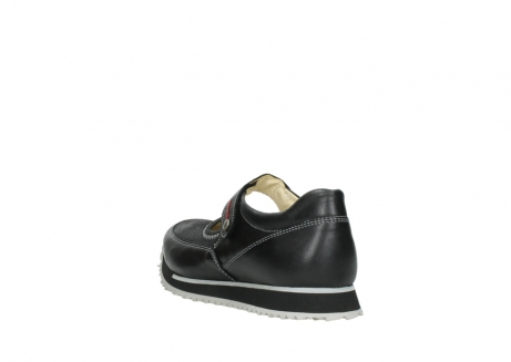 wolky mary janes 05805 e step 20009 black stretch leather_5
