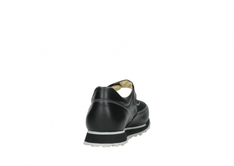 wolky mary janes 05805 e step 20009 black stretch leather_8