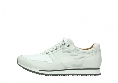 wolky lace up shoes 05850 e walk men 20120 offwhite stretch leather_1