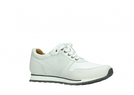 wolky lace up shoes 05850 e walk men 20120 offwhite stretch leather_15