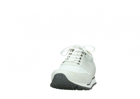 wolky lace up shoes 05850 e walk men 20120 offwhite stretch leather_20
