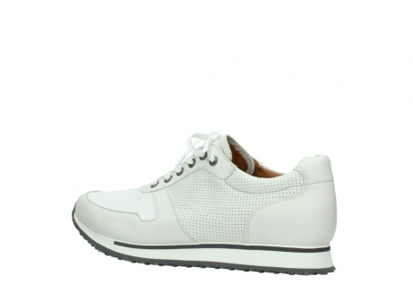 wolky lace up shoes 05850 e walk men 20120 offwhite stretch leather_3