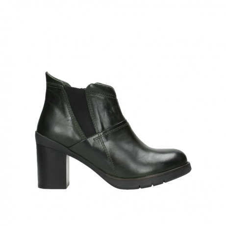 wolky ankle boots 08060 astana 30730 forest leather