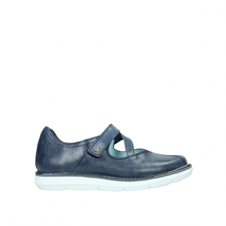 wolky mary janes 08478 limestone 30870 blue leather