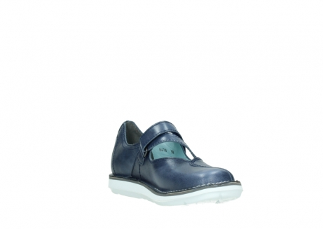 wolky mary janes 08478 limestone 30870 blue leather_17