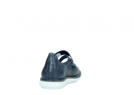 wolky mary janes 08478 limestone 30870 blue leather_8