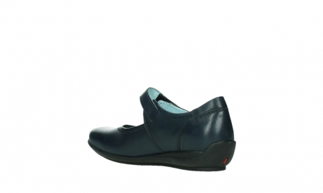 wolky mary janes 00385 noble 21800 blue leather_16