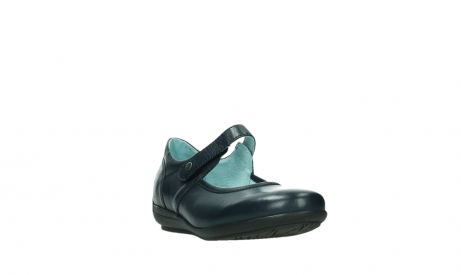 wolky mary janes 00385 noble 21800 blue leather_5