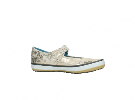 wolky mary janes 01226 tour 90140 gold metallic leather_14